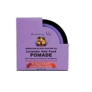 Sunny Isle Lavender JBCO Hair Food Pomade 4 oz.